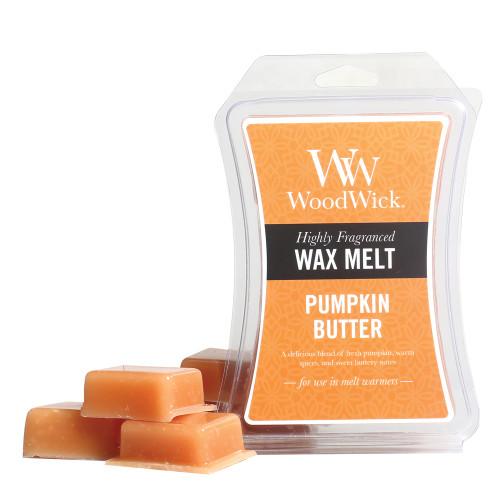 Pumpkin Butter WoodWick 3 oz. Hourglass Wax Melt