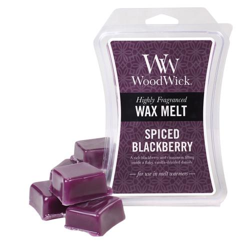 Spiced Blackberry WoodWick 3 oz. Hourglass Wax Melt