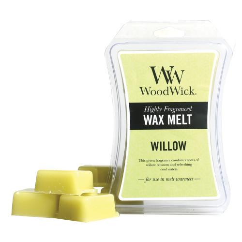 Willow WoodWick 3 oz. Hourglass Wax Melt
