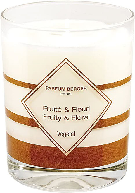 Anti-Pets Odour No. 1 - Fruity & Floral Candle - Maison Berger by Lampe Berger