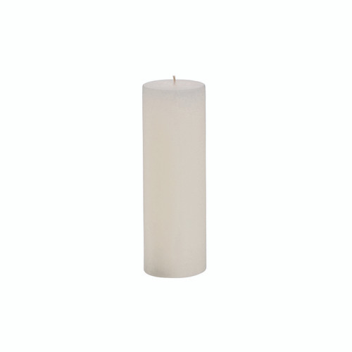Ivory 2x6 Pillar Candle by Simon Pearce