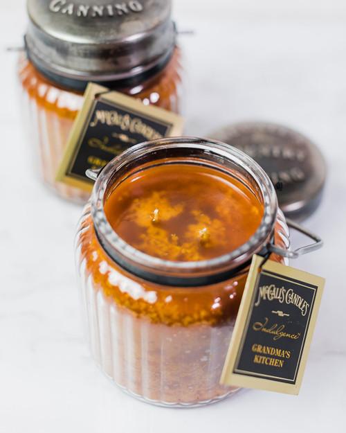 Grandma's Kitchen 18 oz. McCalls Indulgence Candle 2-Pack