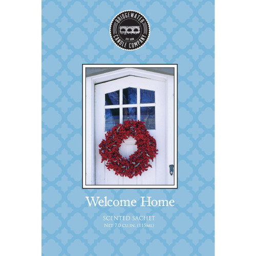 Welcome Home Scented Sachets - Bridgewater