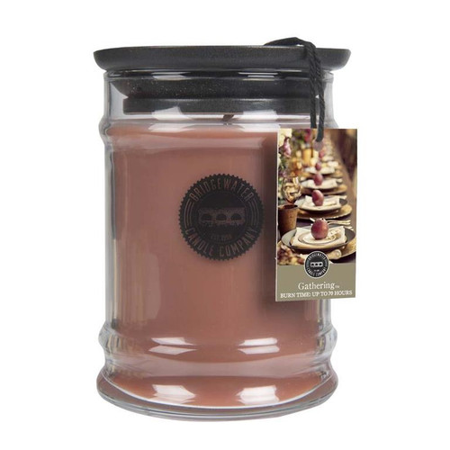 Gathering Small Jar Candle - Bridgewater