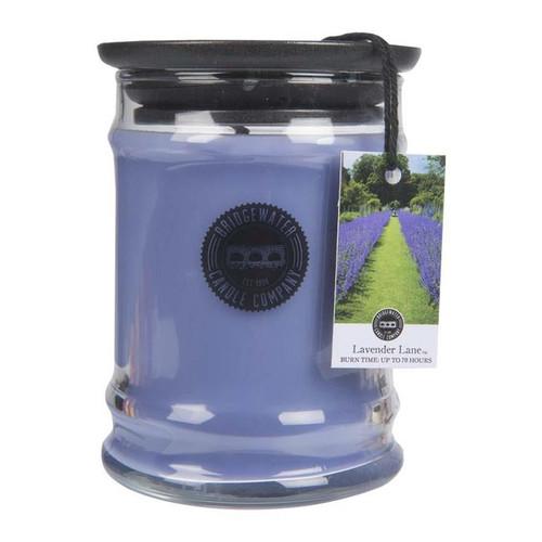 Lavender Lane Small Jar Candle - Bridgewater