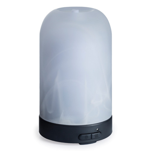 Frosted Glass Airome Ultrasonic Essential Oil Diffuser