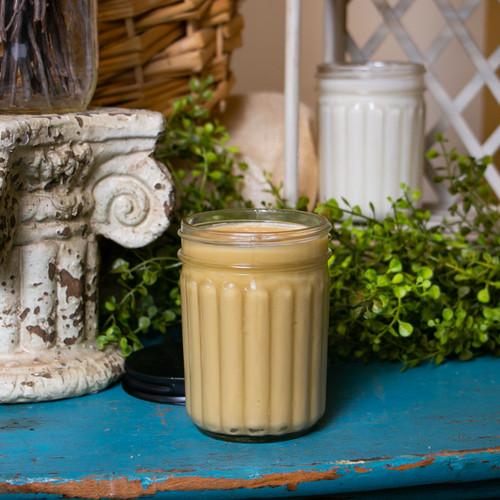 Cafe Au Lait 12 oz. Swan Creek Kitchen Pantry Jar Candle