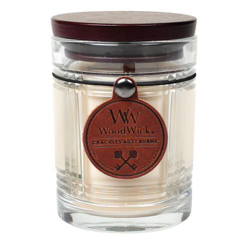 Vanille WoodWick Reserve Collection 8.5oz Candle