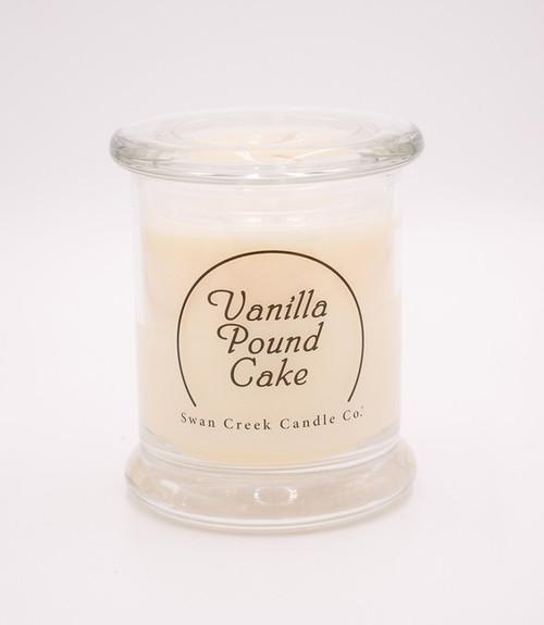 Vanilla Pound Cake Clean & Contemporary 9 oz. Jar Swan Creek Candle