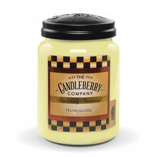 Honeysuckle 26 oz. Large Jar Candleberry Candle