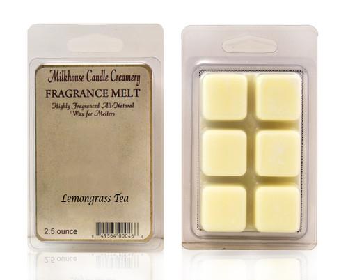 Lemongrass Tea Fragrance Melt by Milkhouse Candle Creamery