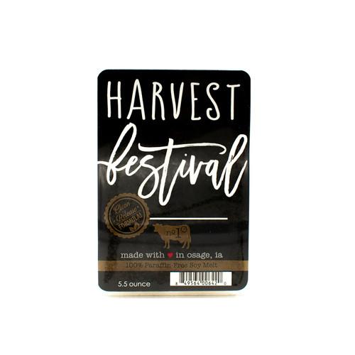 Harvest Festival 5.5 oz. Fragrance Melts by Milkhouse Candle Creamery