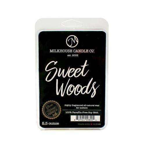 Sweet Woods 5.5 oz. Fragrance Melt by Milkhouse Candle Creamery