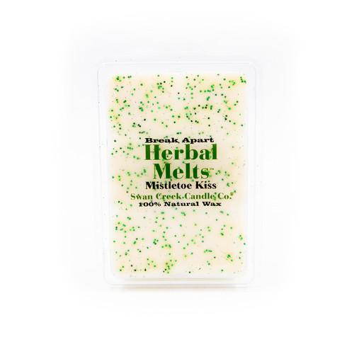 Mistletoe Kiss 5.25 oz. Swan Creek Candle Drizzle Melts 1