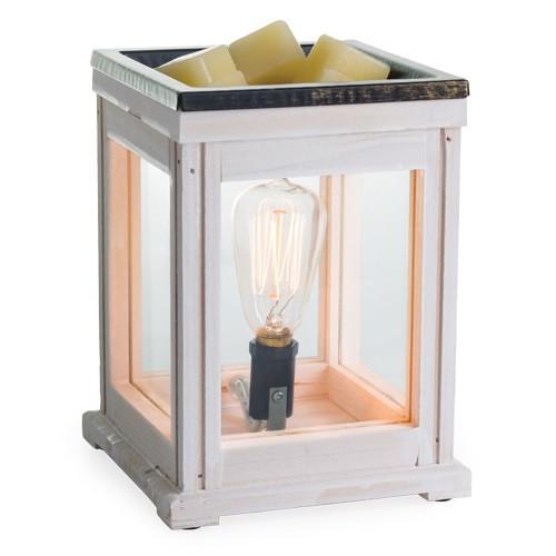 Weathered Wood Edison Bulb Illumination Warmer