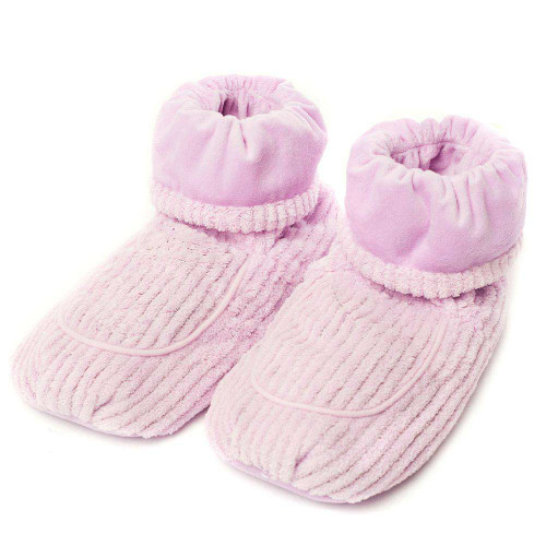 Warmies Heatable & Lavender Scented Spa Boots