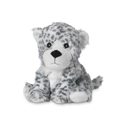 Warmies Heatable & Lavender Scented Snow Leopard Stuffed Animal
