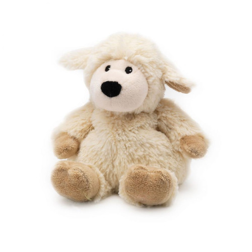 Warmies Junior Heatable & Lavender Scented Sheep Stuffed Animal