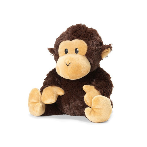 Warmies Heatable & Lavender Scented Chimp Stuffed Animal