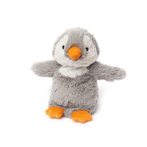 Warmies Heatable & Lavender Scented Gray Penguin Stuffed Animal