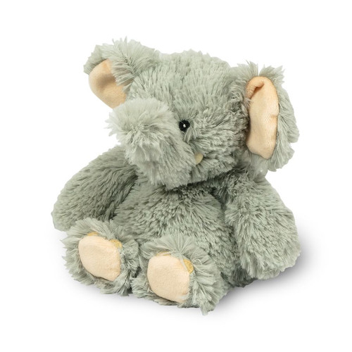 Warmies Junior Heatable & Lavender Scented Elephant Stuffed Animal