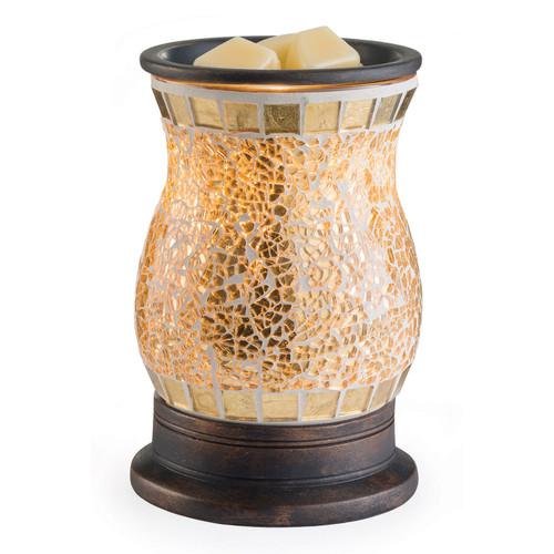 Gilded Glass Illumination Fragrance Warmer