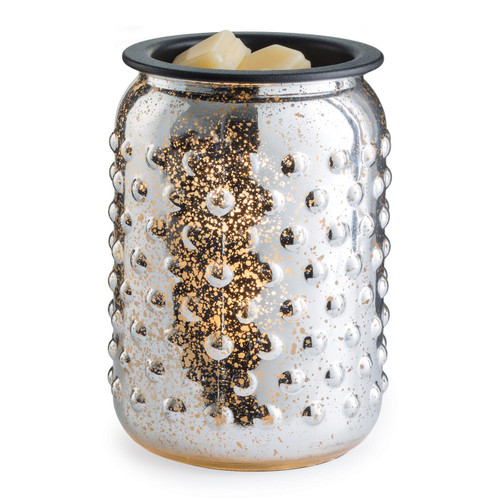 Mercury Glass Illumination Fragrance Warmer
