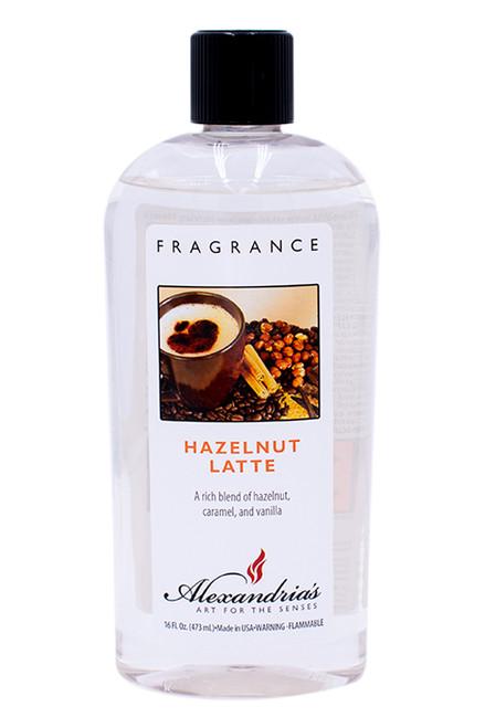 16 oz. Hazelnut Latte Alexandria's Fragrance Lamp Oil