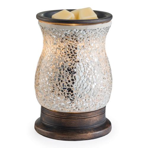 Reflection Glass Illumination Fragrance Warmer
