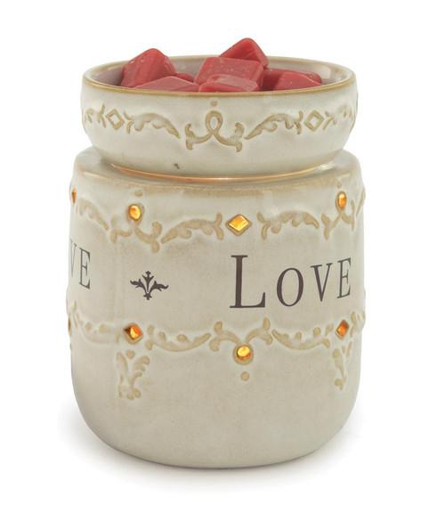 Live Laugh Love Illumination Fragrance Warmer