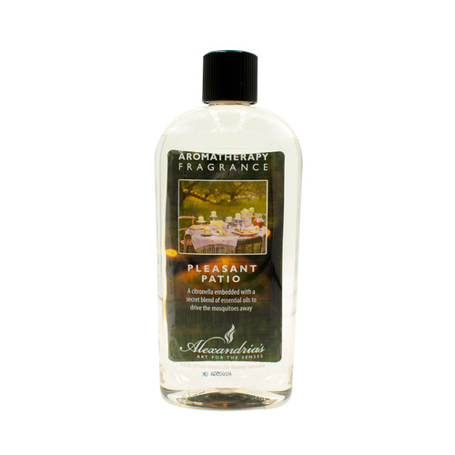 16 oz. Pleasant Patio Alexandria's Fragrance Lamp Oil