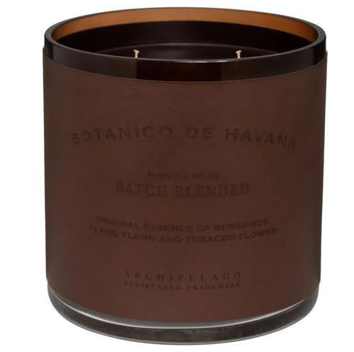 Botanico de Havana 3-Wick XL Candle by Archipelago