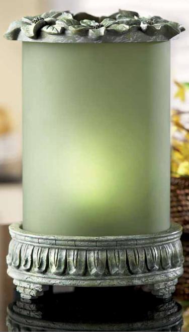 Aged Concrete AromaLume Fragrance Generator by La Tee Da