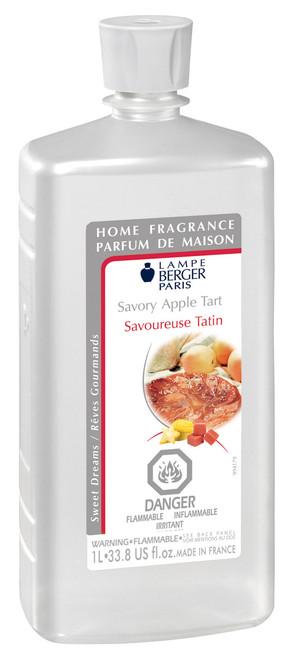 Savory Apple Tart 1 Liter (33.8 oz.) Fragrance Lamp Oil - Lampe Berger by Maison Berger