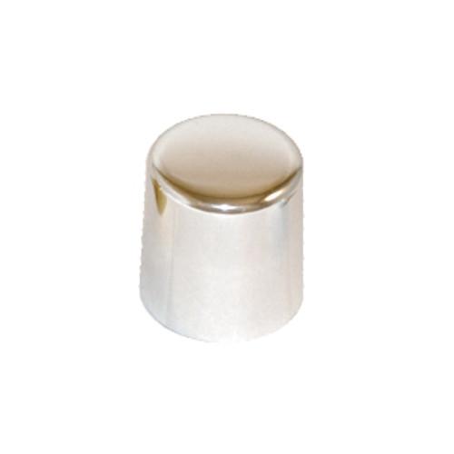 Large Snuff Cap - Silver