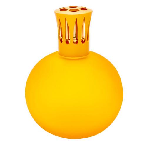 Sophia's Fragrance Lamps: Frosted Orange Globe Fragrance Lamp by Sophia's