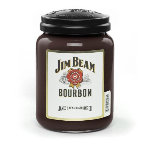 Jim Beam Bourbon 26 oz. Large Jar Candleberry Candle