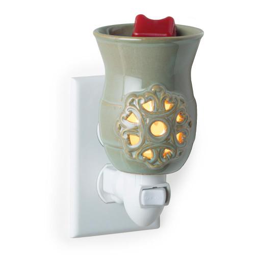 Medallion Plug In Fragrance Warmer