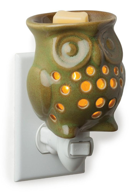 Owl Plug In Fragrance Warmer
