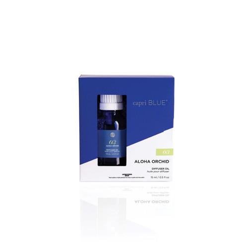No. 03 Aloha Orchid 0.5 fl. oz. Diffuser Oil by Capri Blue