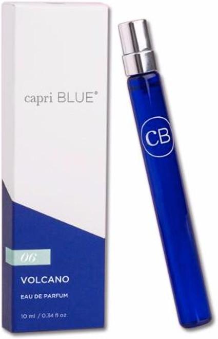 No. 6 Volcano Signature Collection Eau De Parfum Spray Pen by Capri Blue