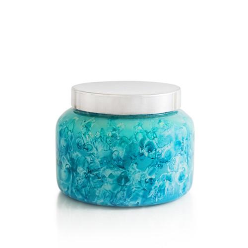 No. 6 Volcano 48 oz. Watercolor Jar Candle by Capri Blue