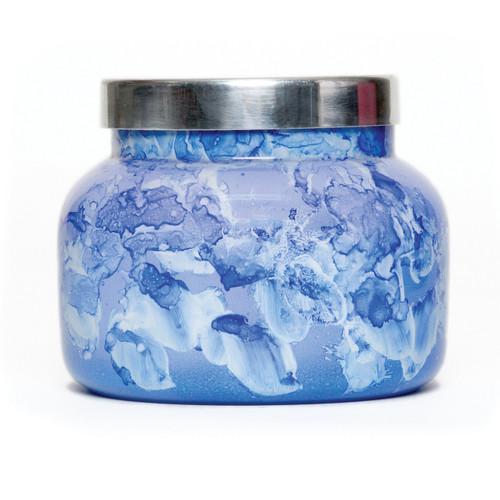 No. 26 Blue Jean 19 oz. Watercolor Jar Candle by Capri Blue