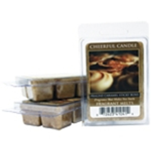 Praline Caramel Sticky Buns Cheerful Candle Fragrance Melt by A Cheerful Giver