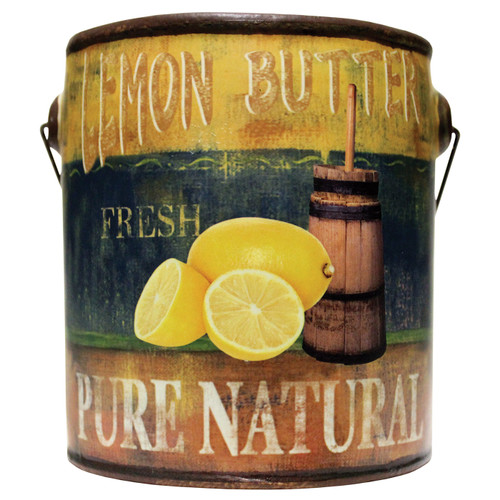 Lemon Butter 20 oz. Farm Fresh Collection Candle by A Cheerful Giver