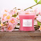 2021 Pink Ribbon Soy Candle by Scentimental Scents