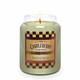 Bluegrass Hemp  26 oz. Large Jar by Candleberry Candle