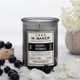 Rosehips & Hydrangea 8 oz. M. Baker Small Jar Colonial Candle