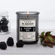 Blackberry Briar 8 oz. M. Baker Small Jar Colonial Candle