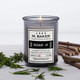 Rosemary & Ivy 8 oz. M. Baker Small Jar Colonial Candle
